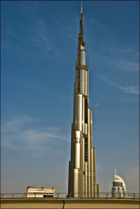 almuraj- das höchste Bauwerk der Welt