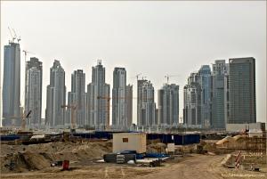 Ein Bild ganz typisch Dubai