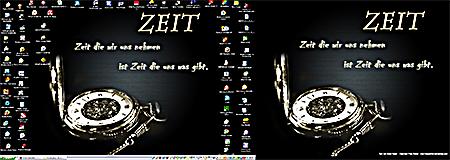 Mein Desktop mal 2