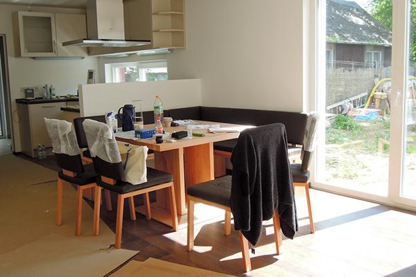 kuchen frau doktor tom jamie. Black Bedroom Furniture Sets. Home Design Ideas