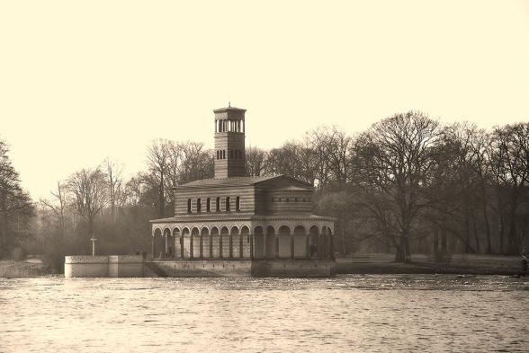 Heilandskriche in Potsdam Sacrow