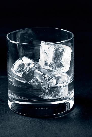 Eis(siges) im Glas
