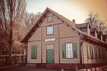 Wirtshaus an der Pfaueninsel
