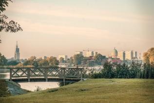 Sicht auf Potsdam