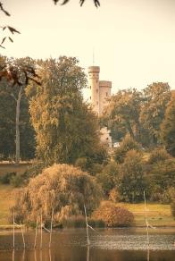 Blick auf den Babelsberger Park