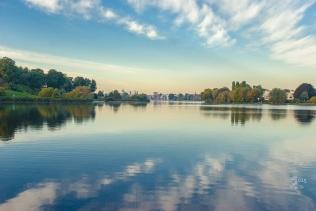 Potsdam in Sicht