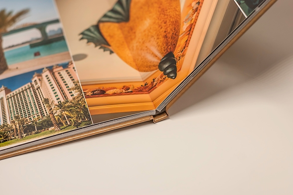 Fotobuch - Bindung