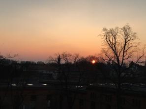 Sonnenuntergänge jeden Tag wieder neu