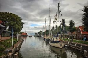 Holland, Nordholland, Eiselmeer, Marina, Hafen,