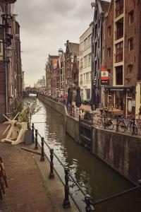 Amsterdam, Stadtspaziergang, Stadtansichten, Holland, Schiffsreise, Flussschifffahrt
