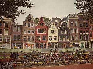 Amsterdam, Urlaub, Flussschifffahrt, Schiffsreise, Ausflug, Holland