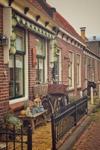 Holland, Eiselmeer, Flussschifffahrt, Urlaub, Reisen