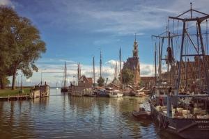 Hafen, Hoorn, Holland, Eiselmeer