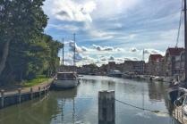 ein wunderschönes altes Hafenstädtchen in Nordholland