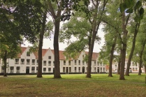 Brügge, Beginenhof, Beginenhof, christliche Gemeinschaft, Stadtbesichtigung, Stadtgeschichte