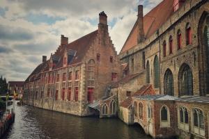 Brügge, Flandern, Belgien, Urlaub, Schiffsreise, Ausflug, Historische Altstadt
