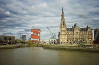 Antwerpen, Belgien, Flussschifffahrt, Phönix, Schiffsreise, Urlaub