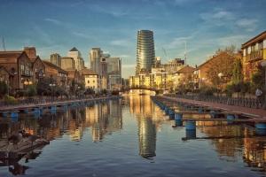 London - Millwall Outer Docks