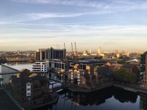 London - Cross Harbour
