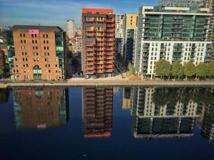 London - Millwall Inner Docks