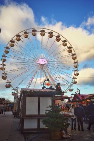 Schweriner Weihnachtsmarkt am Pfaffenteich