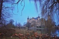 Aus dem Schlosspark gesehen